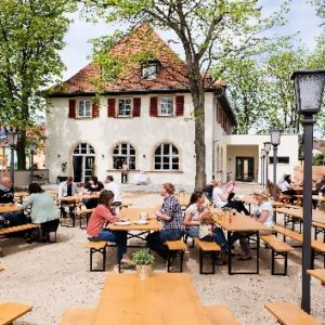Beer-Garden-Table-Bench-Germany