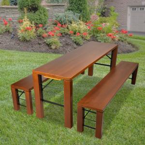 Table and Bench Set u201cMilanu201d & beergardenfurniture.net | Build Your Beer Garden Now | Online Shop